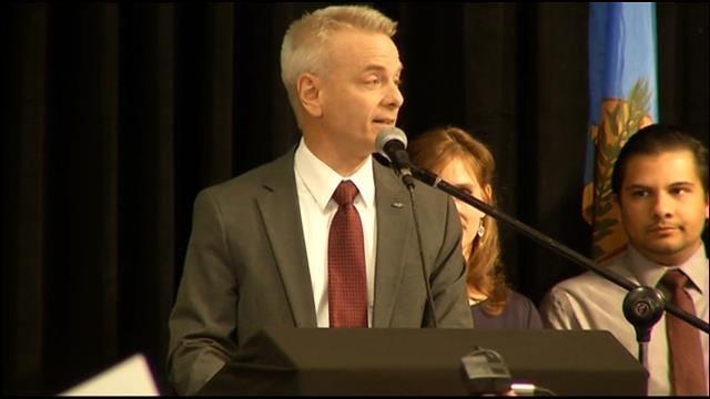 WEB EXTRA: Steve Russell (R) Victory Speech