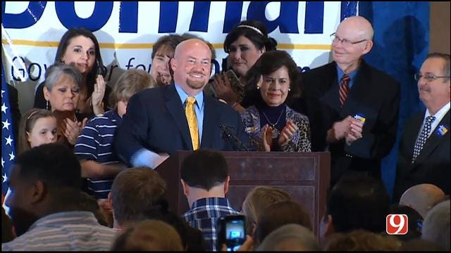 WEB EXTRA: Joe Dorman (D) Concession Speech