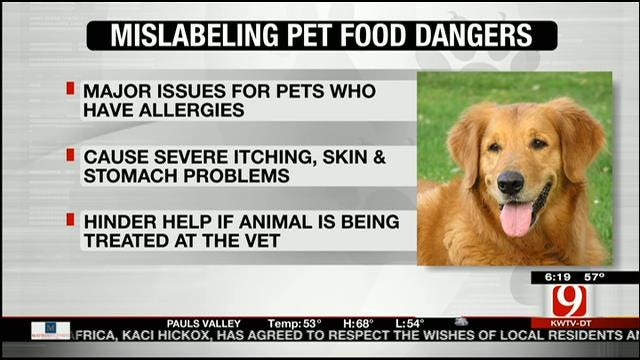Research Shows Many Pet Food Products Were Mislabeled