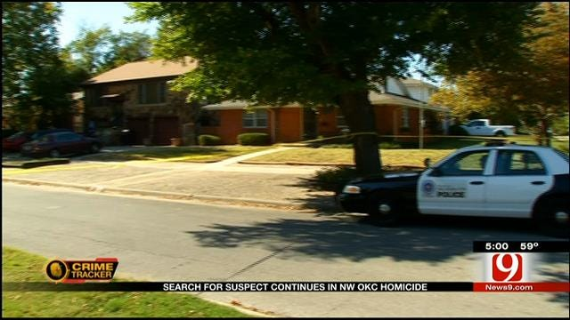Police Investigate Shooting Death Of Woman At NW OKC Home