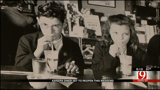 Kaiser's Diner Set To Reopen This Weekend