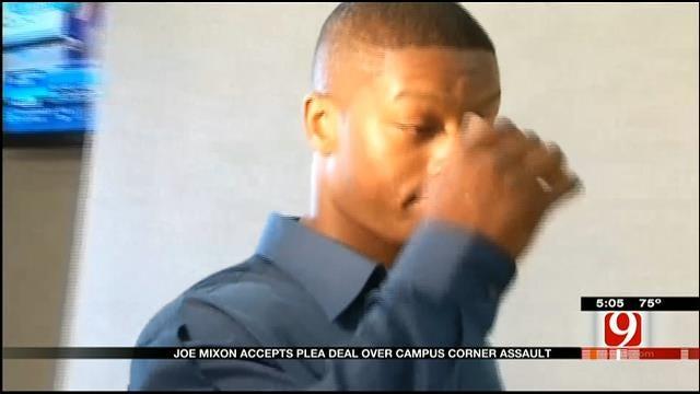 OU's Joe Mixon Accepts Plea Deal Over Campus Corner Assault