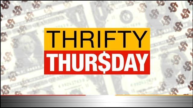 Thrifty Thursday: Coupon Organizing App