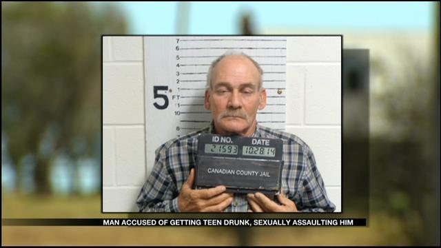 Calumet Man Jailed On Child Sex Complaints