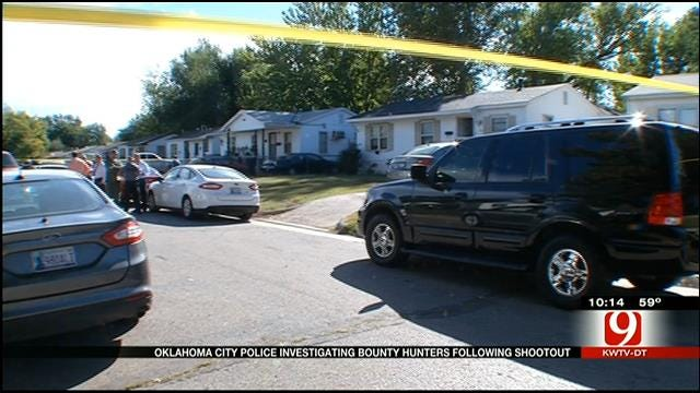 Oklahoma City Police Investigate Bounty Hunters Following Shootout