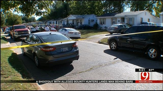 Bounty Hunters Investigated After Shootout With Suspect Leads To Standoff