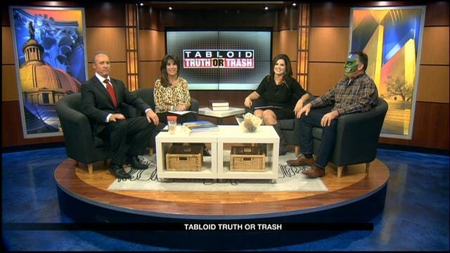 Tabloid Truth Or Trash For Tuesday, October 28