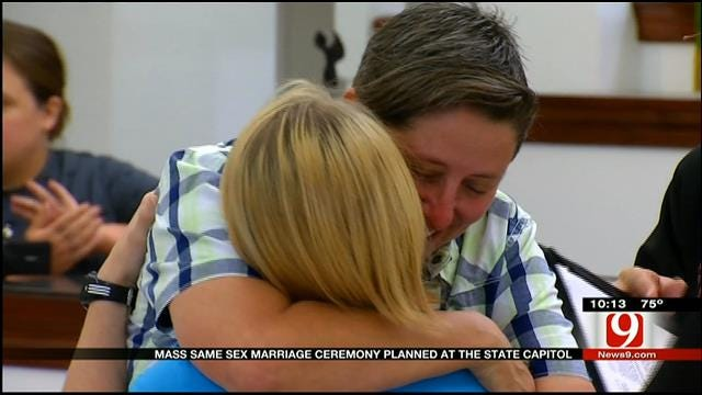 Advocates Plan Mass Same-Sex Wedding Ceremony At State Capitol