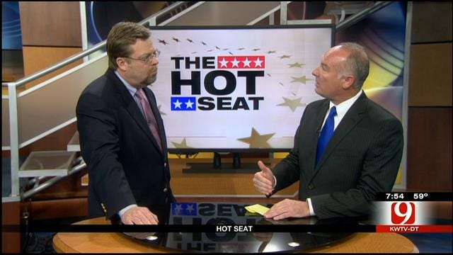 The Hot Seat: David Slane