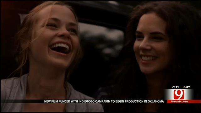 New Film Funded With Indiegogo Campaign To Begin Production In Oklahoma