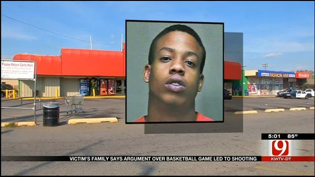 Buy For Less Employee Arrested For Shooting Man Outside NE OKC Store
