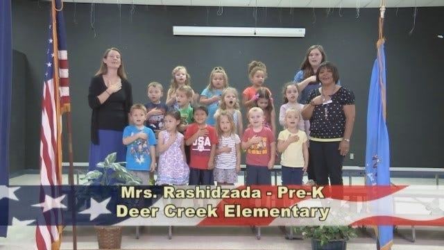 Mrs. Rashidzada Pre-K Class At Deer Creek Elementary School
