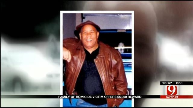 Family Of SE OKC Homicide Victim Offers $5K Reward
