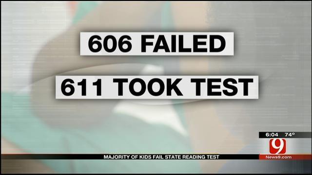 Majority Of OKCPS Students Fail State Alternative Reading Test