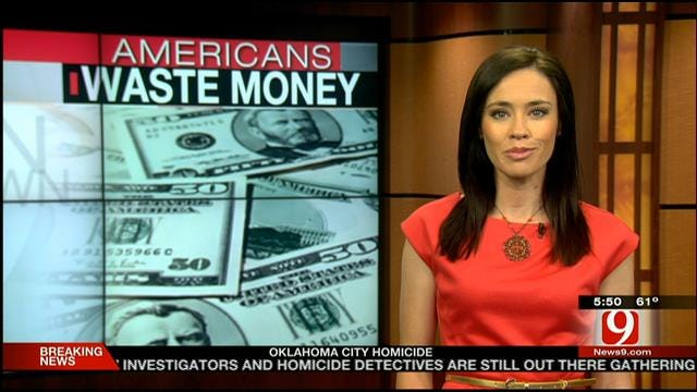 A Look At What Americans Waste Money On