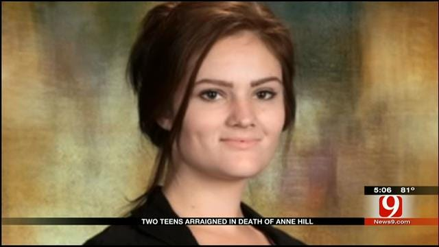Teens Charged With Murdering Missing Piedmont Girl Formally Arraigned