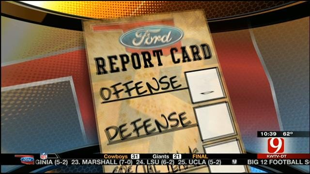 Oklahoma State Report Card