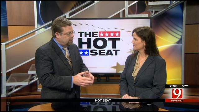 The Hot Seat: Amber England