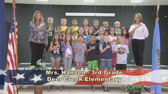 Mrs. Hansen's 3rd Grade At Deer Creek Elementary