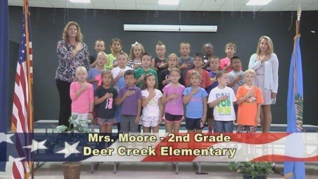Mrs. Moore's 2nd Grade At Deer Creek Elementary