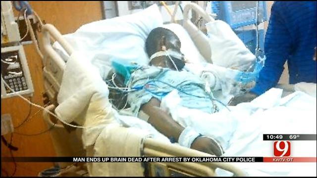 Man Ends Up Brain Dead After Arrest By OCPD