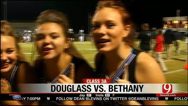 Week Seven Spirit Stick Game: Douglass vs. Bethany