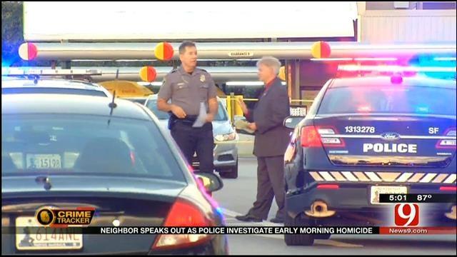 Police: Man Killed In Southwest OKC Shooting