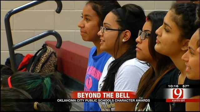 OKCPS Celebrates Student Athletes With Character Awards