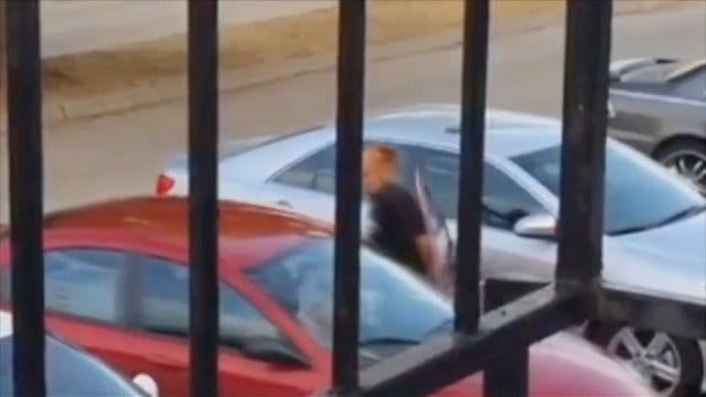 KSWO: Lawton Bystander Captures Hit-And-Run On Camera