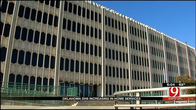 Oklahoma DHS Adds More In-Home Services