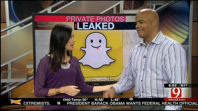 Social Media Expert Talks About 'SnapChat' Hack