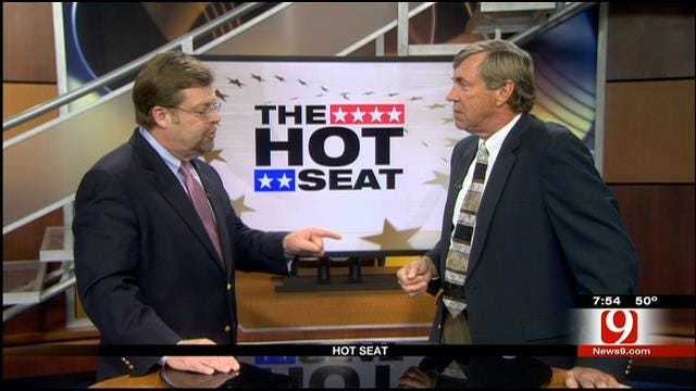 The Hot Seat: Dr. Stephen Cagle, MD