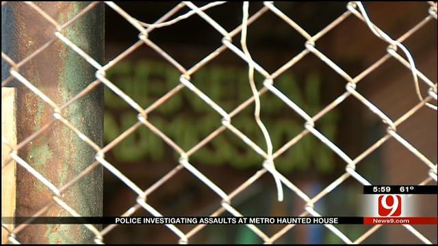 Authorities Investigate Metro Haunted House Assaults