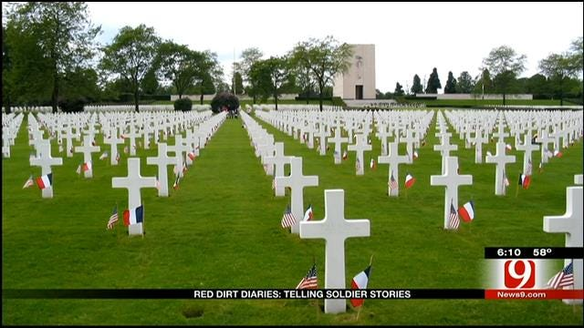 Red Dirt Diaries: Telling Soldier Stories