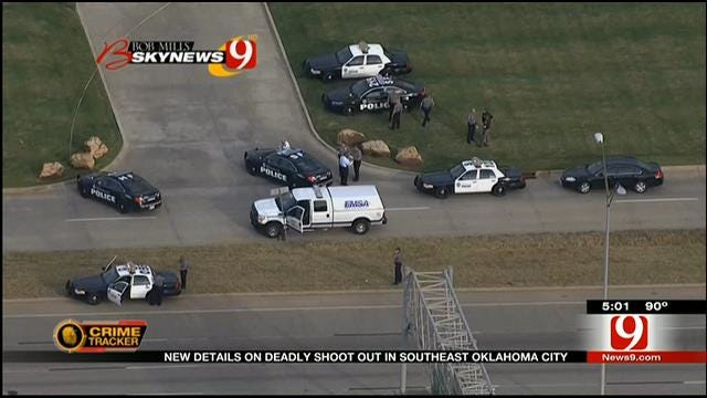New Details On Deadly Shootout In Southeast Oklahoma City