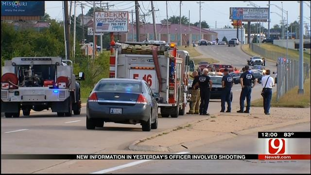Police Identify Suspects, Officers Involved In OKC Gun Battle
