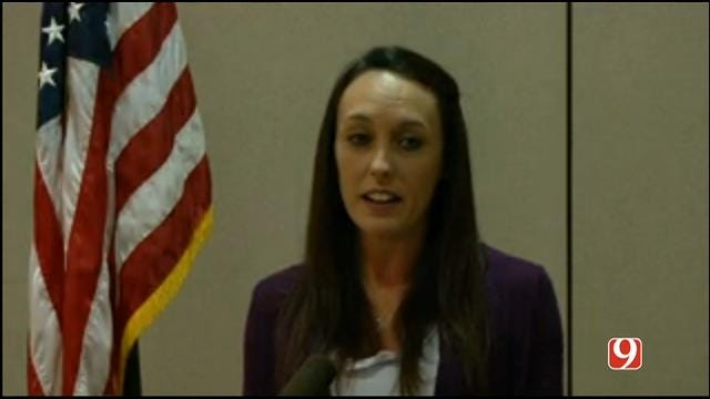 WEB EXTRA: Colleen Hufford's Family Holds News Conference