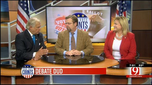 Your Vote Counts: Governor Debate, Superintendent Race