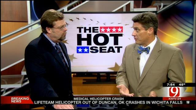 The Hot Seat: Dr. Keith Gaddie