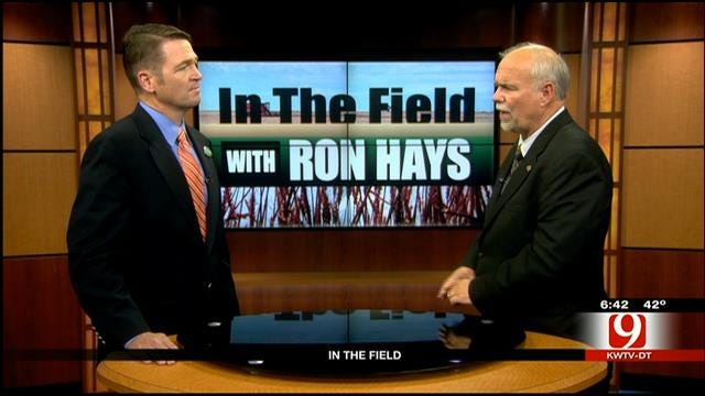 In The Field: Dr. Jeff Edwards