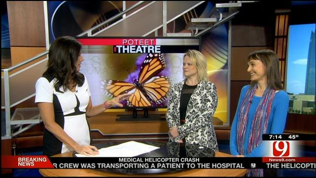 'I Never Saw Another Butterfly' Performance At Poteet Theatre
