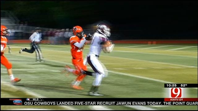 News 9 Game of the Week: Jenks vs. Norman