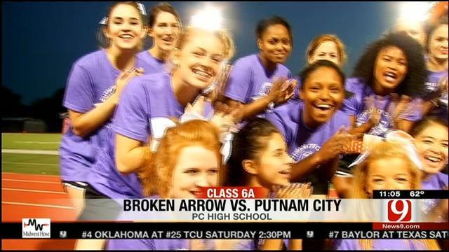 Week 5 Spirit Stick Game: Putnam City vs. Broken Arrow