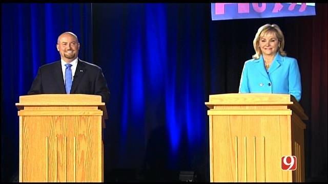 Oklahoma's 2014 Gubernatorial Debate (Full)