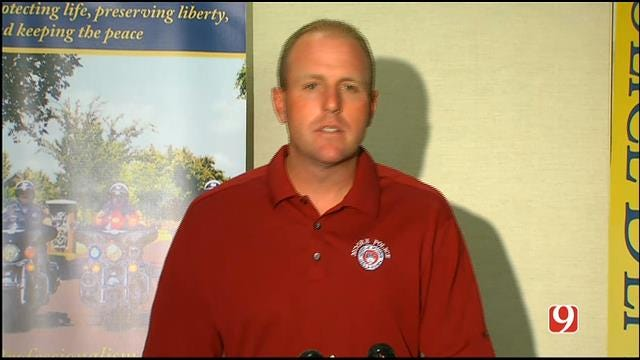 WEB EXTRA: Moore Police Hold Press Conference On Incident At Moore HS