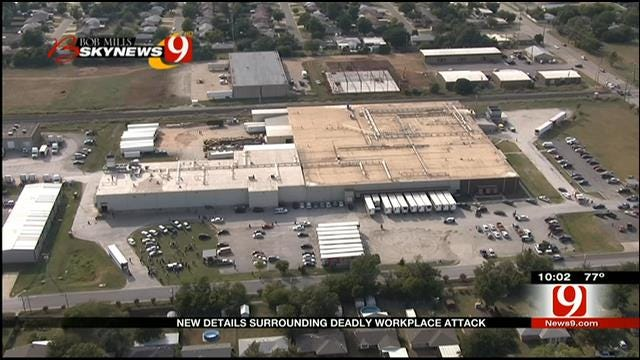 New Details Surrounding Deadly Workplace Attack In Moore