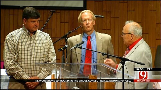 Residents Voice Bridge Safety Concerns Near Lexington