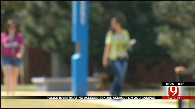Authorities Investigate Alleged Sexual Assault On OCU Campus