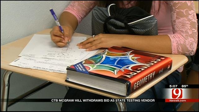 Another High Stakes Testing Headache From CTB McGraw-Hill