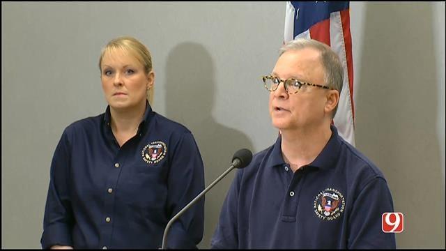 NTSB Hold Press Conference On Quadruple Fatal Bus Crash